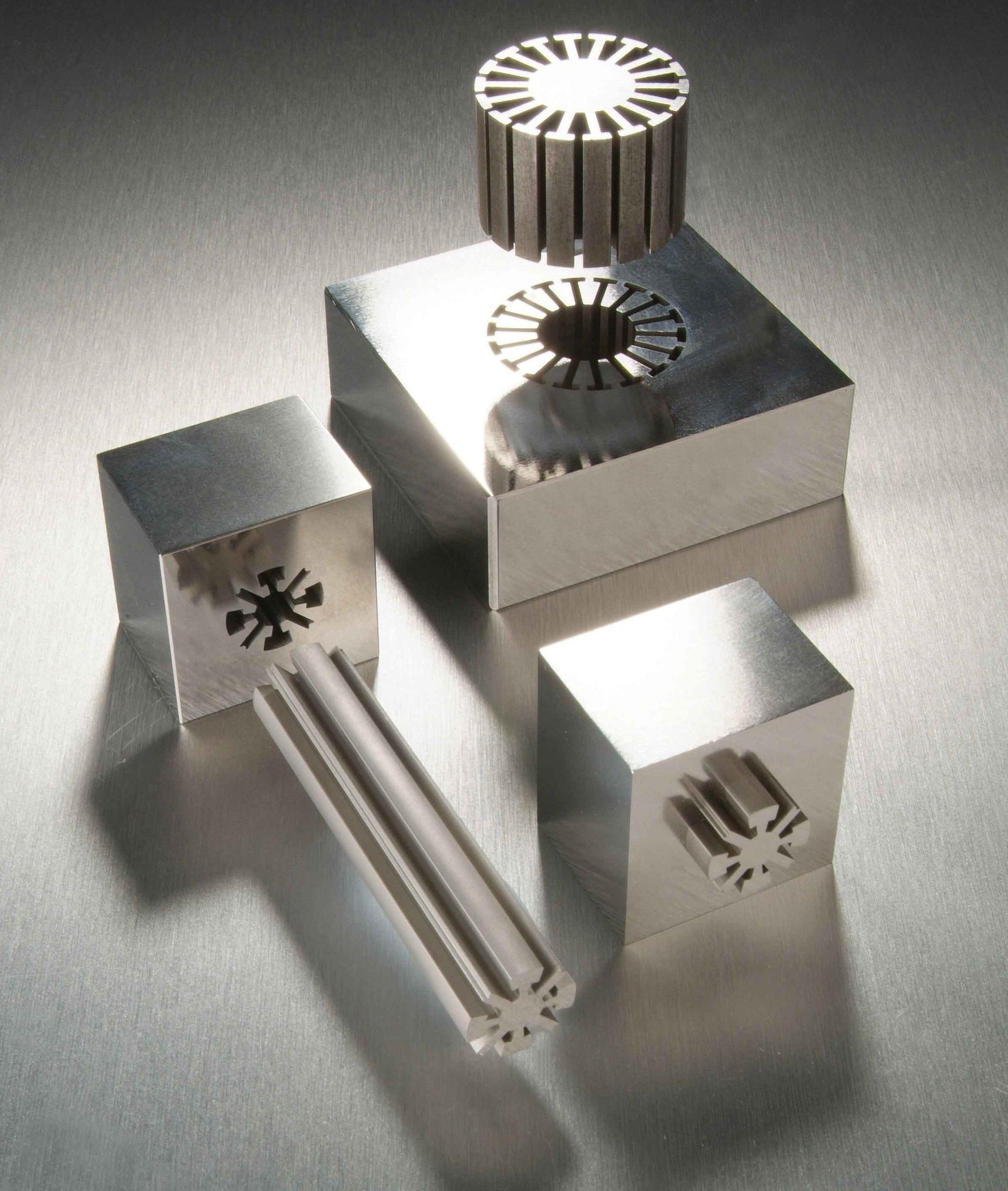 Wire erosion components for research, medical, automotive & EV sectors. Experts in Motor Laminations from prototype to volume production.
